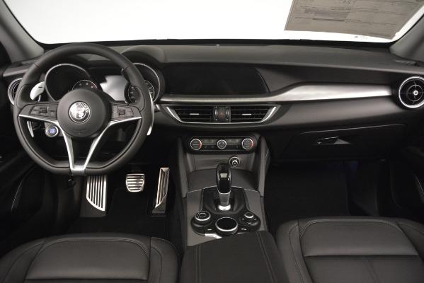 New 2019 Alfa Romeo Stelvio Sport Q4 for sale Sold at Maserati of Westport in Westport CT 06880 16