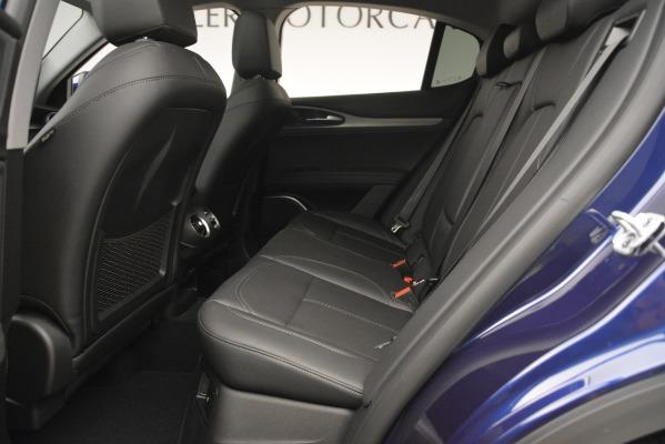 New 2019 Alfa Romeo Stelvio Sport Q4 for sale Sold at Maserati of Westport in Westport CT 06880 19