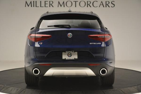 New 2019 Alfa Romeo Stelvio Sport Q4 for sale Sold at Maserati of Westport in Westport CT 06880 6