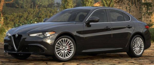 New 2019 Alfa Romeo Giulia Ti Lusso Q4 for sale Sold at Maserati of Westport in Westport CT 06880 1