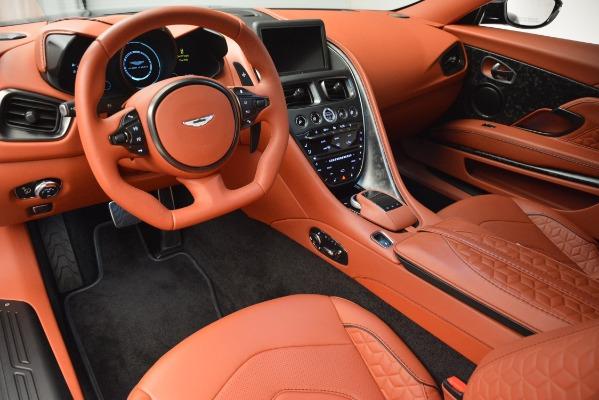 Used 2019 Aston Martin DBS Superleggera Coupe for sale $265,900 at Maserati of Westport in Westport CT 06880 19