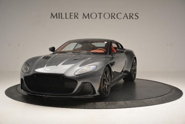 Used 2019 Aston Martin DBS Superleggera Coupe for sale $265,900 at Maserati of Westport in Westport CT 06880 2