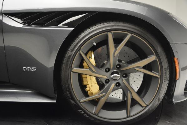 Used 2019 Aston Martin DBS Superleggera Coupe for sale $265,900 at Maserati of Westport in Westport CT 06880 23