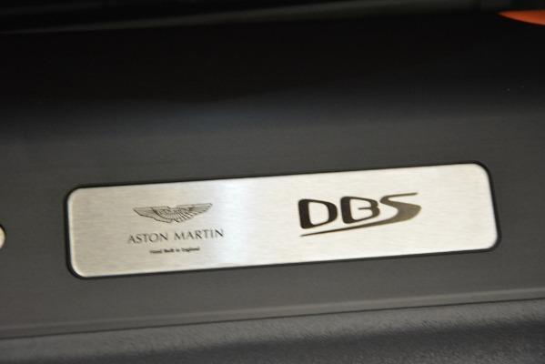 Used 2019 Aston Martin DBS Superleggera Coupe for sale $265,900 at Maserati of Westport in Westport CT 06880 27
