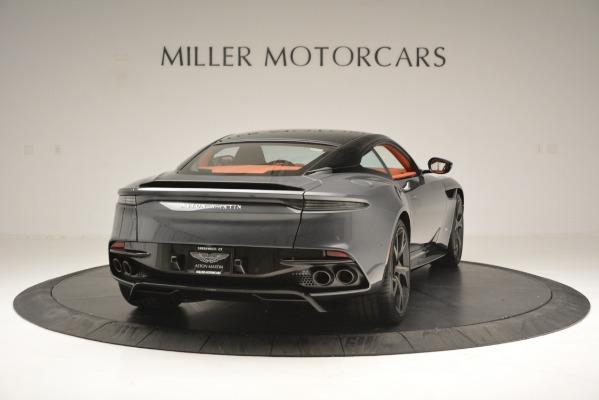Used 2019 Aston Martin DBS Superleggera Coupe for sale $265,900 at Maserati of Westport in Westport CT 06880 7