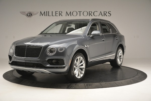 New 2019 Bentley Bentayga V8 for sale Sold at Maserati of Westport in Westport CT 06880 1