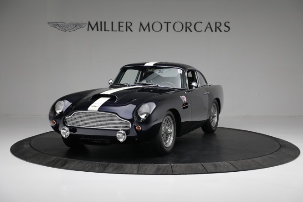 New 2018 Aston Martin DB4 GT Continuation Coupe for sale Call for price at Maserati of Westport in Westport CT 06880 12