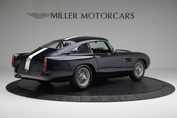 New 2018 Aston Martin DB4 GT Continuation Coupe for sale Call for price at Maserati of Westport in Westport CT 06880 7