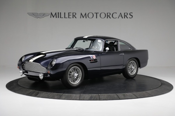 New 2018 Aston Martin DB4 GT Continuation Coupe for sale Call for price at Maserati of Westport in Westport CT 06880 1