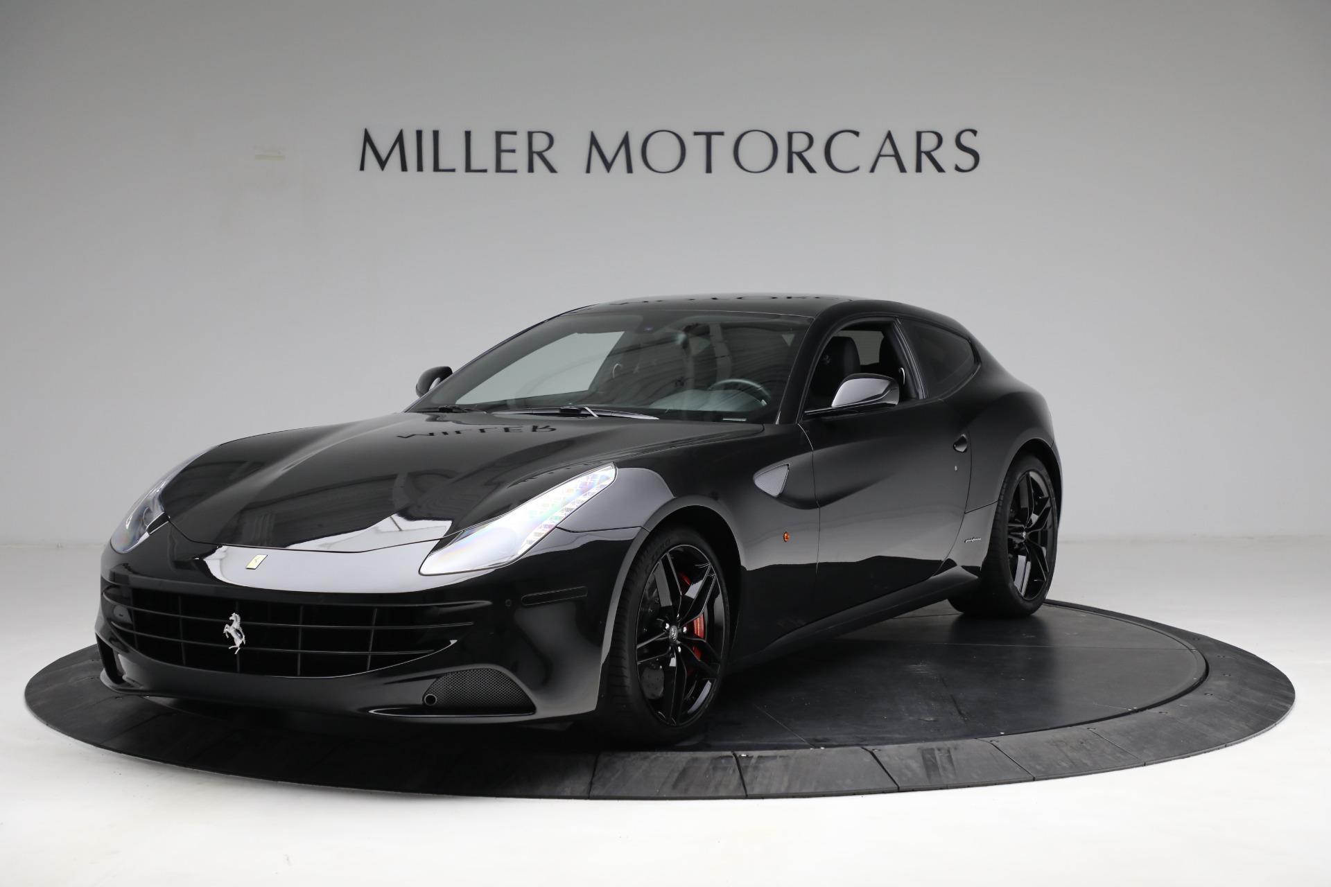 Used 2014 Ferrari FF for sale $144,900 at Maserati of Westport in Westport CT 06880 1