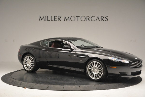 Used 2006 Aston Martin DB9 Coupe for sale Sold at Maserati of Westport in Westport CT 06880 10
