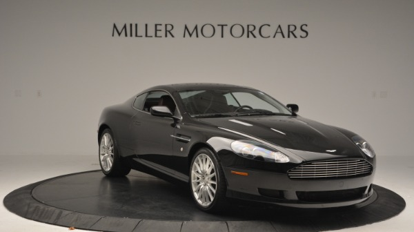 Used 2006 Aston Martin DB9 Coupe for sale Sold at Maserati of Westport in Westport CT 06880 11