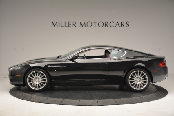 Used 2006 Aston Martin DB9 Coupe for sale Sold at Maserati of Westport in Westport CT 06880 3
