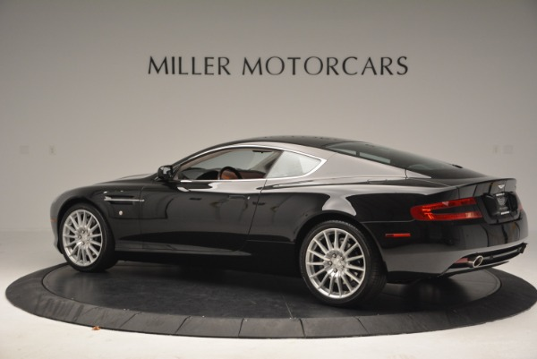 Used 2006 Aston Martin DB9 Coupe for sale Sold at Maserati of Westport in Westport CT 06880 4