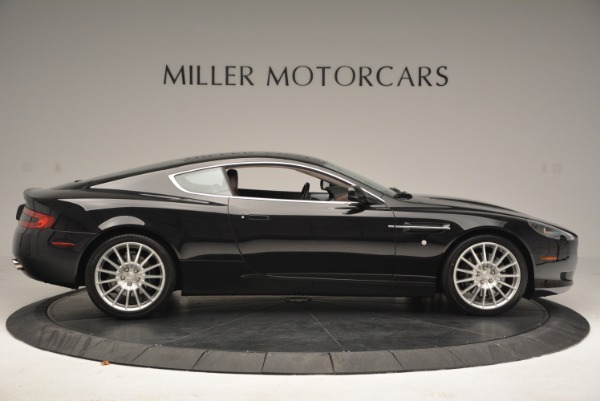 Used 2006 Aston Martin DB9 Coupe for sale Sold at Maserati of Westport in Westport CT 06880 9