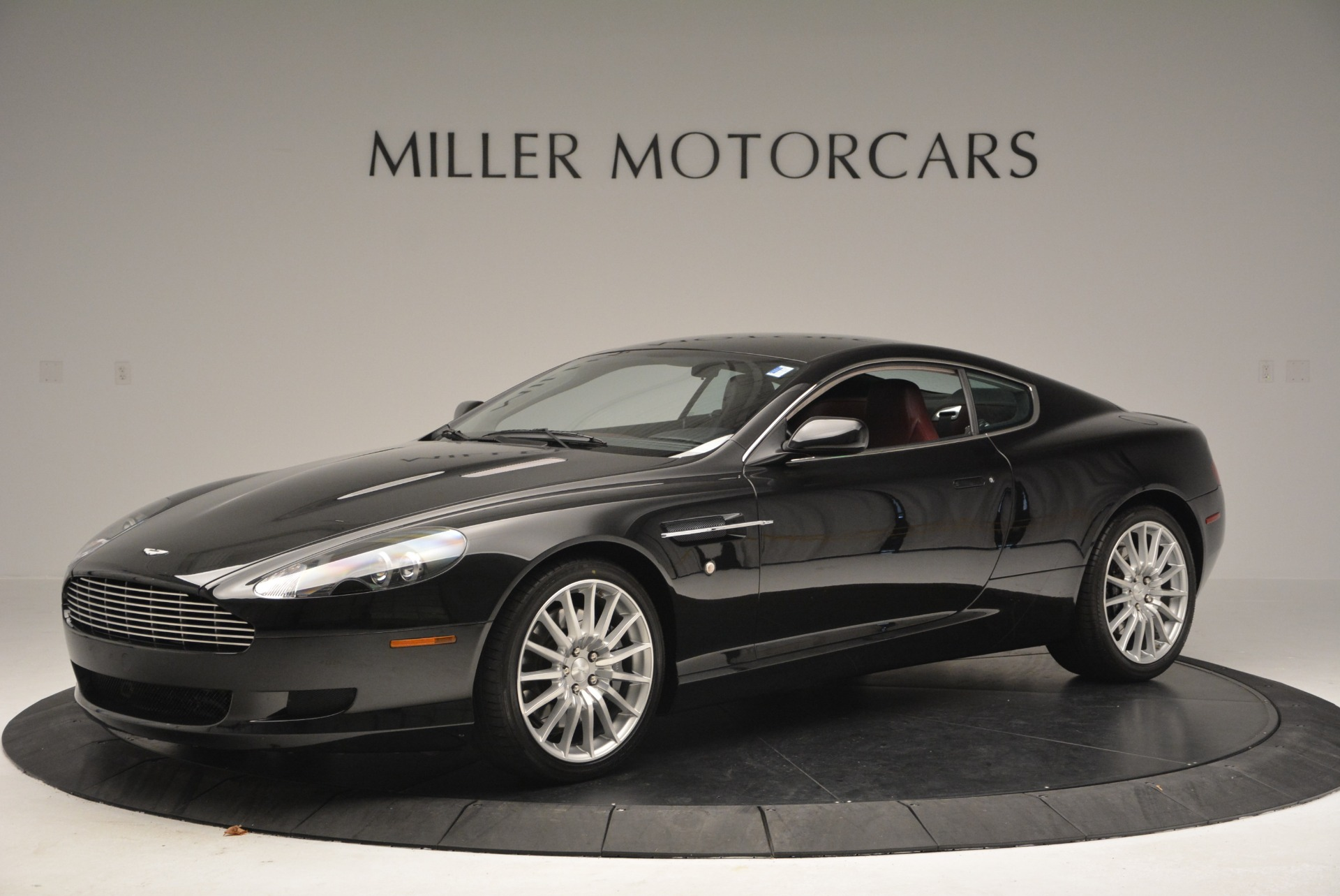 Used 2006 Aston Martin DB9 Coupe for sale Sold at Maserati of Westport in Westport CT 06880 1