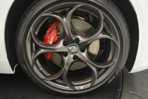 New 2019 Alfa Romeo Giulia Ti Sport Q4 for sale Sold at Maserati of Westport in Westport CT 06880 25