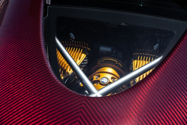 Used 2014 Pagani Huayra Tempesta for sale Sold at Maserati of Westport in Westport CT 06880 11