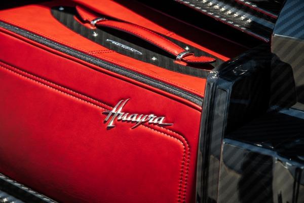 Used 2014 Pagani Huayra Tempesta for sale Sold at Maserati of Westport in Westport CT 06880 14