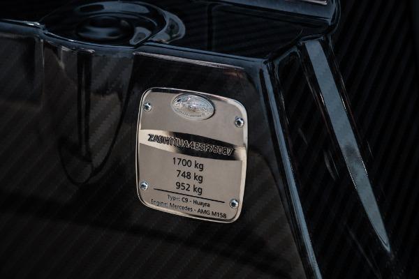 Used 2014 Pagani Huayra Tempesta for sale Sold at Maserati of Westport in Westport CT 06880 18
