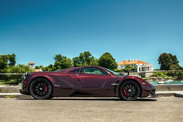Used 2014 Pagani Huayra Tempesta for sale Sold at Maserati of Westport in Westport CT 06880 3