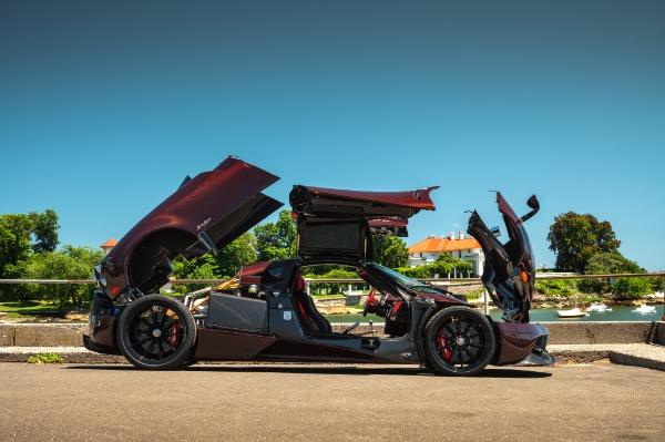 Used 2014 Pagani Huayra Tempesta for sale Sold at Maserati of Westport in Westport CT 06880 4