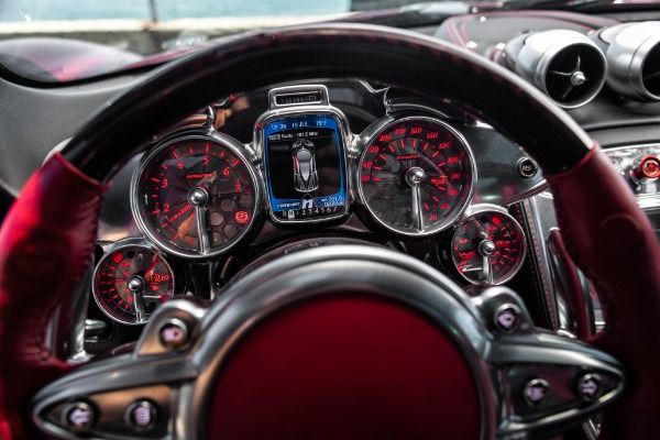 Used 2014 Pagani Huayra Tempesta for sale Sold at Maserati of Westport in Westport CT 06880 6