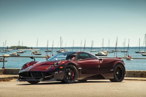 Used 2014 Pagani Huayra Tempesta for sale Sold at Maserati of Westport in Westport CT 06880 1