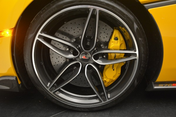 Used 2017 McLaren 570S for sale Sold at Maserati of Westport in Westport CT 06880 16