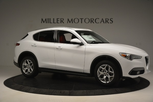 New 2019 Alfa Romeo Stelvio Q4 for sale Sold at Maserati of Westport in Westport CT 06880 10