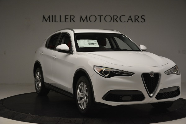 New 2019 Alfa Romeo Stelvio Q4 for sale Sold at Maserati of Westport in Westport CT 06880 11