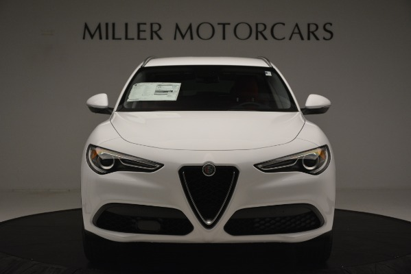 New 2019 Alfa Romeo Stelvio Q4 for sale Sold at Maserati of Westport in Westport CT 06880 12