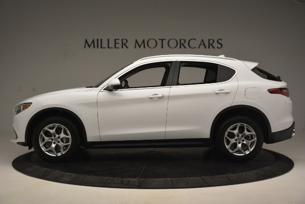 New 2019 Alfa Romeo Stelvio Q4 for sale Sold at Maserati of Westport in Westport CT 06880 3