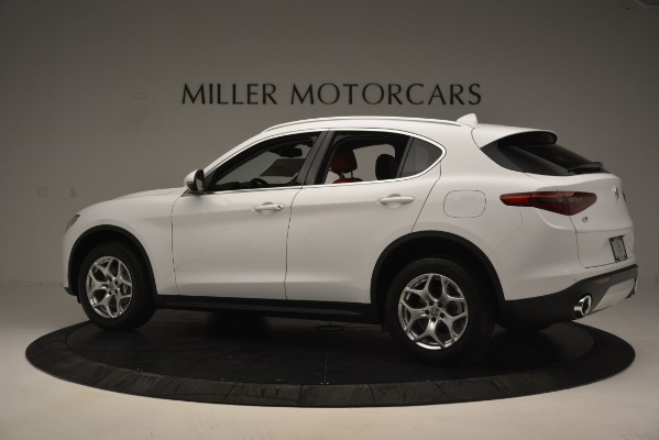 New 2019 Alfa Romeo Stelvio Q4 for sale Sold at Maserati of Westport in Westport CT 06880 4