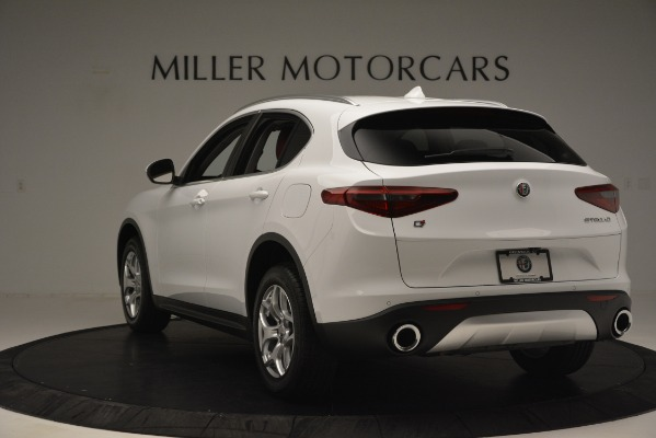 New 2019 Alfa Romeo Stelvio Q4 for sale Sold at Maserati of Westport in Westport CT 06880 5