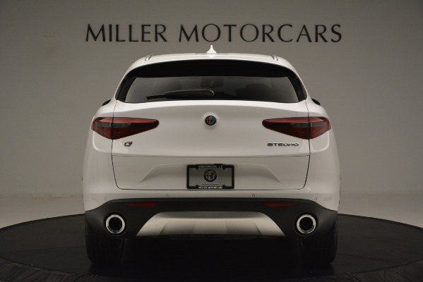 New 2019 Alfa Romeo Stelvio Q4 for sale Sold at Maserati of Westport in Westport CT 06880 6