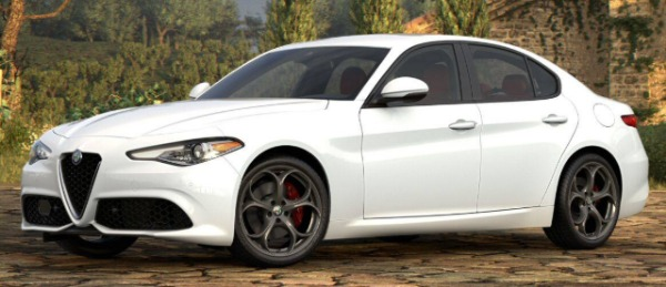 New 2019 Alfa Romeo Giulia Ti Q4 for sale Sold at Maserati of Westport in Westport CT 06880 1