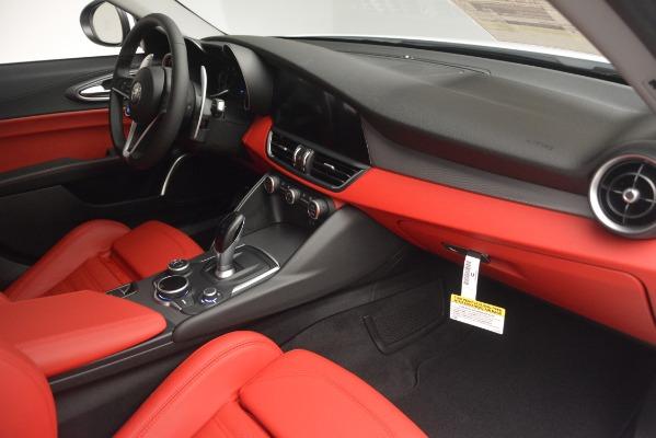New 2019 Alfa Romeo Giulia Ti Sport Q4 for sale Sold at Maserati of Westport in Westport CT 06880 22