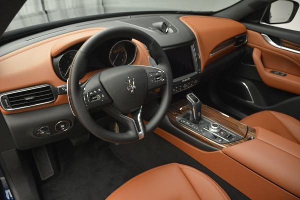 New 2019 Maserati Levante S Q4 GranLusso for sale Sold at Maserati of Westport in Westport CT 06880 19