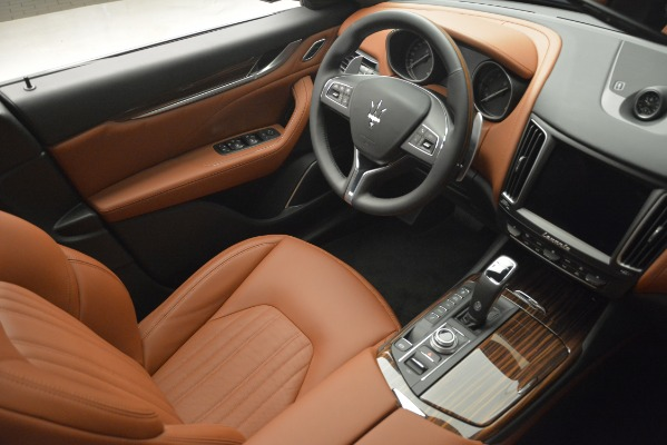 New 2019 Maserati Levante S Q4 GranLusso for sale Sold at Maserati of Westport in Westport CT 06880 24