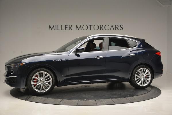 New 2019 Maserati Levante S Q4 GranLusso for sale Sold at Maserati of Westport in Westport CT 06880 4