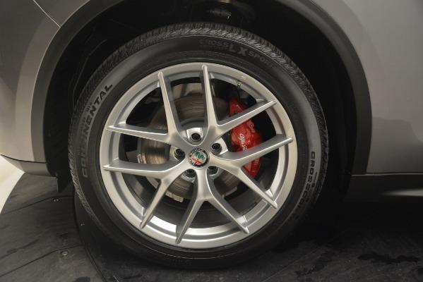 New 2019 Alfa Romeo Stelvio Ti Lusso Q4 for sale Sold at Maserati of Westport in Westport CT 06880 20