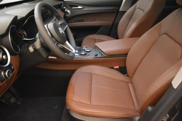 New 2019 Alfa Romeo Stelvio Ti Q4 for sale Sold at Maserati of Westport in Westport CT 06880 10