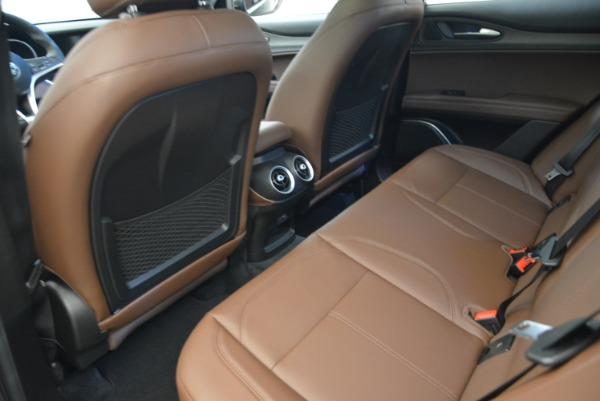 New 2019 Alfa Romeo Stelvio Ti Q4 for sale Sold at Maserati of Westport in Westport CT 06880 12