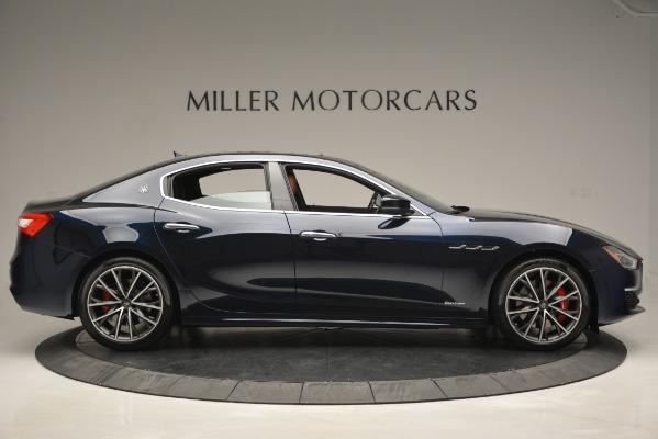 New 2019 Maserati Ghibli S Q4 GranLusso for sale Sold at Maserati of Westport in Westport CT 06880 13
