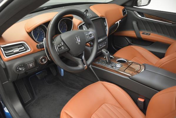 New 2019 Maserati Ghibli S Q4 GranLusso for sale Sold at Maserati of Westport in Westport CT 06880 19