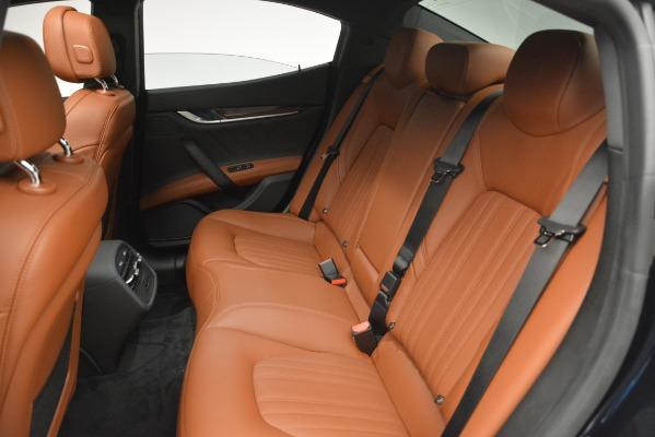 New 2019 Maserati Ghibli S Q4 GranLusso for sale Sold at Maserati of Westport in Westport CT 06880 21