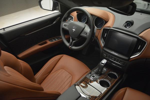 New 2019 Maserati Ghibli S Q4 GranLusso for sale Sold at Maserati of Westport in Westport CT 06880 24