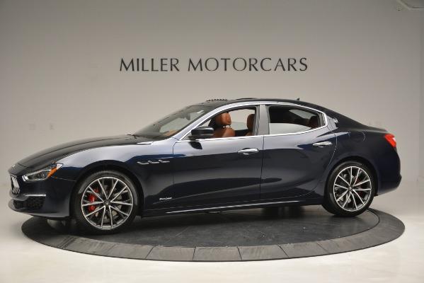 New 2019 Maserati Ghibli S Q4 GranLusso for sale Sold at Maserati of Westport in Westport CT 06880 3