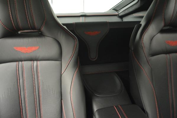 New 2019 Aston Martin Vantage for sale Sold at Maserati of Westport in Westport CT 06880 21